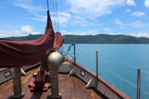 "Sailing med ""Summertime"" til The Whitsundays"