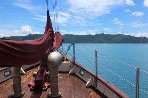 """Sailing med """"Summertime"""" til The Whitsundays"""